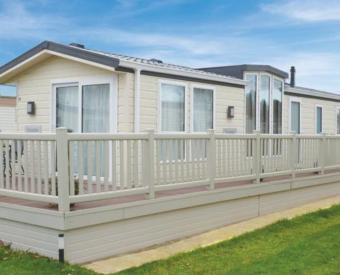 Static Caravan Maintenance