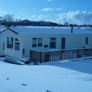 Holiday Home in the snow